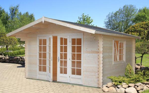 cabin cabins bespoke garden log