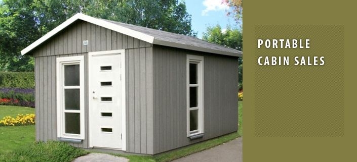 Portable Cabins for Sale - UK Portable Cabin Sales