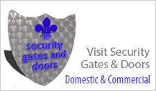 Security Gates & Doors