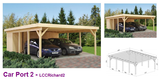Timber Garages Uk Wooden Garages For Sale Single Double